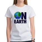 Peace on Earth Women's T-Shirt