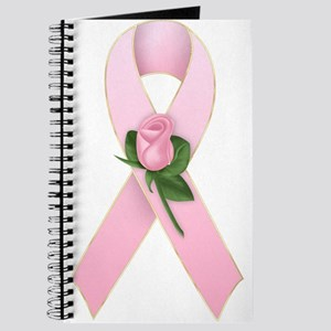 Breast Cancer Ribbon 2 Journal