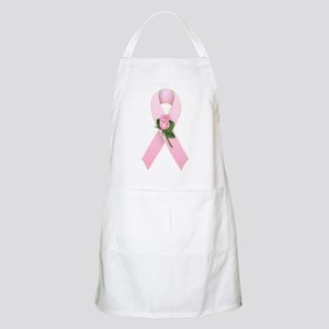 Breast Cancer Ribbon 2 BBQ Apron