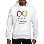 Autism Pride, Men's Hooded Sweatshirt