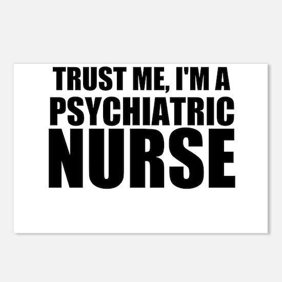 Trust Me, I'm A Psychiatric Nurse Postcards (Packa