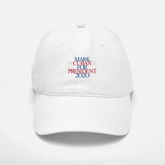 Mark Cuban for President 2020 Baseball Baseball Cap