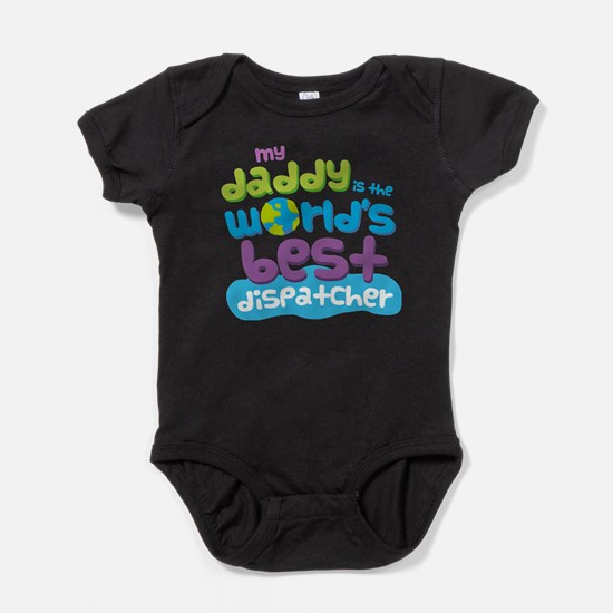 Dispatcher Gifts for Kids Baby Bodysuit