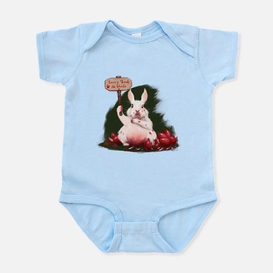 Eastern bunny Body Suit