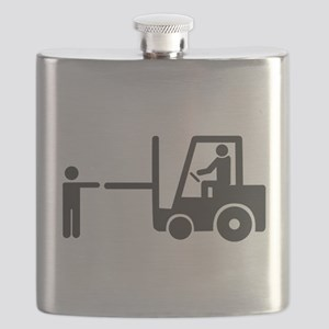 forklift fight Flask
