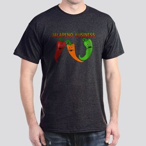 Jalapeno Business Dark T-Shirt