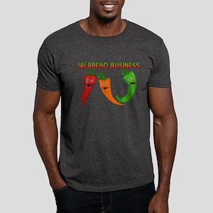 Jalapeno Business Dark T-Shirt