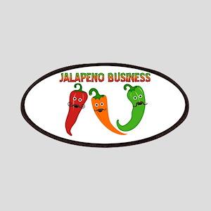 Jalapeno Business Patch