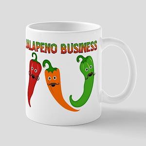Jalapeno Business Mug