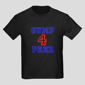 GUMP 4 PREZ Kids Dark T-Shirt