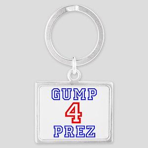 GUMP 4 PREZ Landscape Keychain
