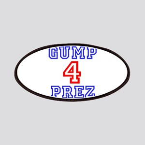 GUMP 4 PREZ Patch