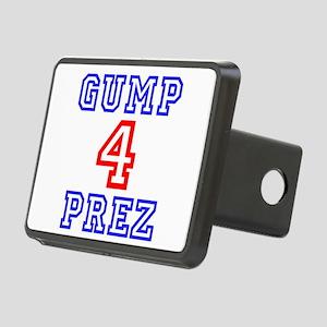 GUMP 4 PREZ Rectangular Hitch Cover