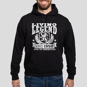 Living Legend Since 1958 Hoodie (dark)