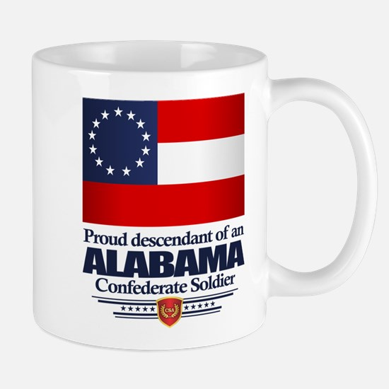 AL Proud Descendant Mugs