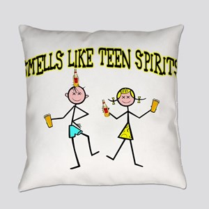 Teen Spirits Everyday Pillow