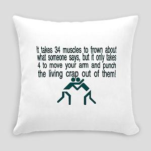 Living Crap Everyday Pillow