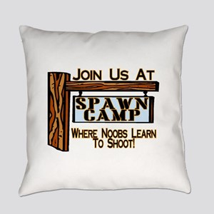 Spawn Camp Everyday Pillow