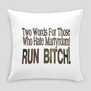Martyrdom Everyday Pillow