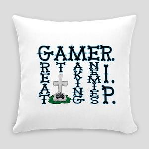 Gamer RIP Everyday Pillow