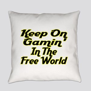 Free World Gaming Everyday Pillow