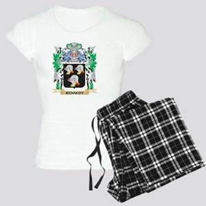 Kennedy Coat of Arms - Fami Women's Light Pajamas