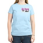 Air Force Aunt Women's Light T-Shirt