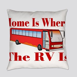 RV Home Everyday Pillow