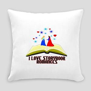 Storybook Romances Everyday Pillow