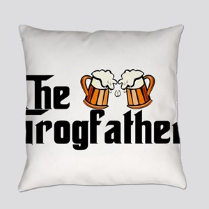 The Grogfather Everyday Pillow