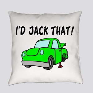 I'd Jack That Everyday Pillow