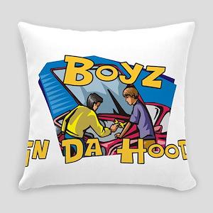 Boyz In Da Hood Everyday Pillow