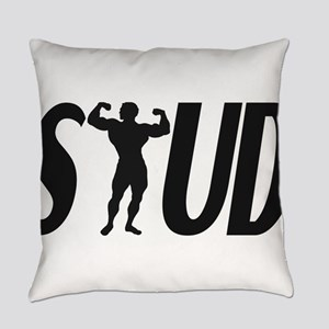 Stud Muscles Everyday Pillow