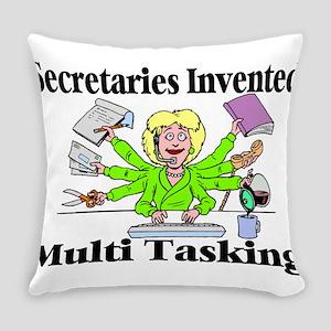 Secretaries Multi Task Everyday Pillow