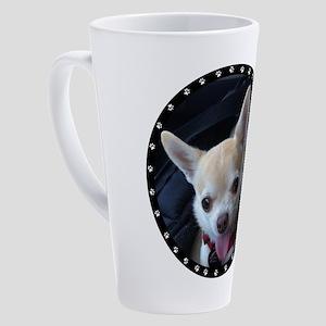 Personalized Pet 17 Oz Latte Mug