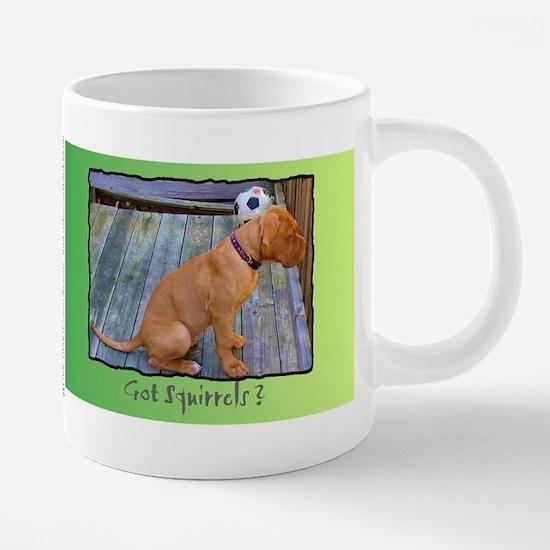 Dogue Puppy Large Mugs