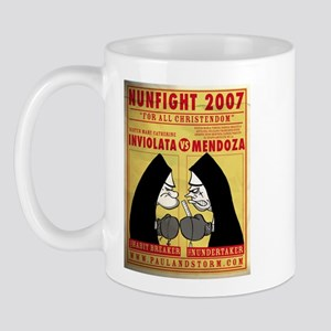 Nun Fight Mug