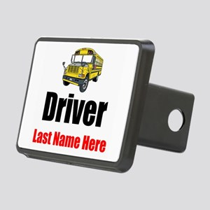School Bus Driver Hitch Cover