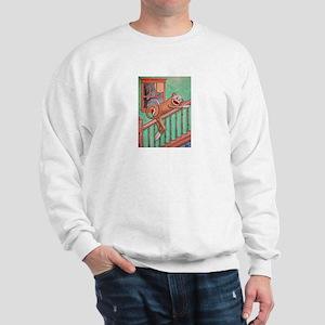 Bubba the Sock Monkey Sweatshirt