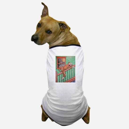 Bubba the Sock Monkey Dog T-Shirt