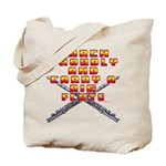 Carry A Big Flute Tote Bag