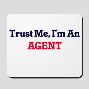 Trust me, I'm an Agent Mousepad