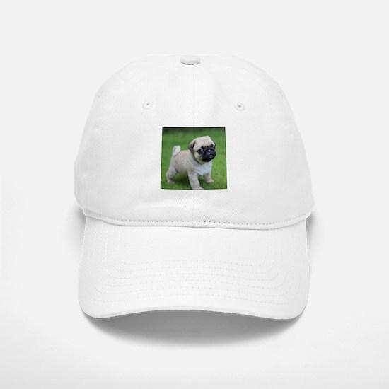 Pug Puppy Baseball Baseball Cap