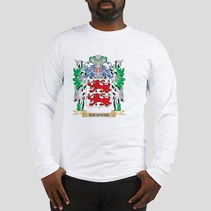 Kiernan Coat of Arms - Family Long Sleeve T-Shirt