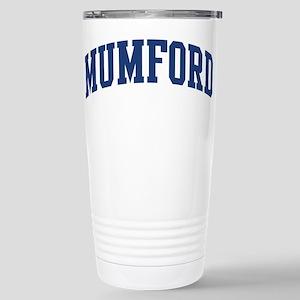 MUMFORD design (blue) Mugs