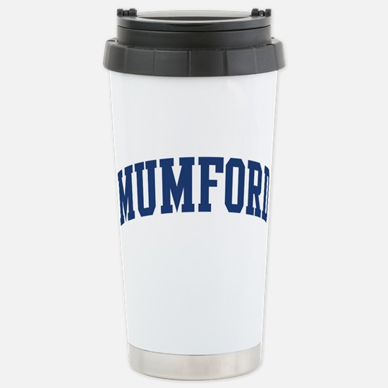 MUMFORD design (blue) Mugs