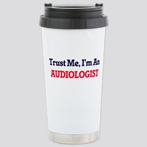 Trust me, I'm an Audiol Stainless Steel Travel Mug