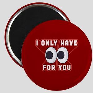 Emoji Only Eyes for You Magnet