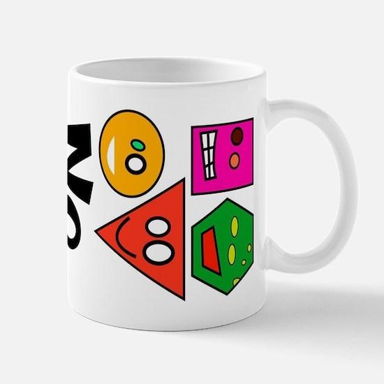 Different l.jpg Mugs