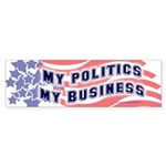 MYOB Political Bumper Sticker